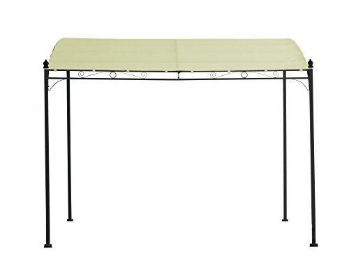 anbaupavillon mantova 300x250cm stahlgestell dach. Black Bedroom Furniture Sets. Home Design Ideas