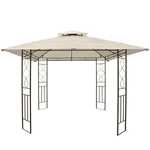 Bekannt Pergola Montilla, Garten Pavillon Terrassenüberdachung, stabiles FU86