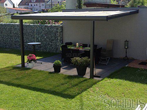 solidpremium 400 300 cm bxt alu terrassen berdachung. Black Bedroom Furniture Sets. Home Design Ideas